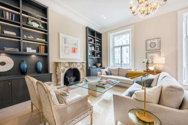 2 Bedrooms Flat for sale in Chesham Place, Belgravia, SW1X