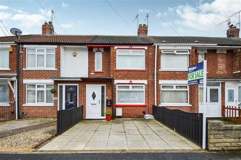 3 Bedrooms Terraced House for sale in Worcester Road, HULL
