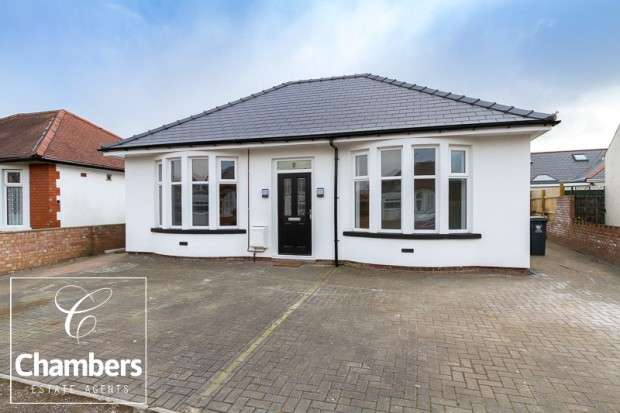 3 Bedrooms Bungalow for sale in Heol Iestyn, Whitchurch, Cardiff, CF14