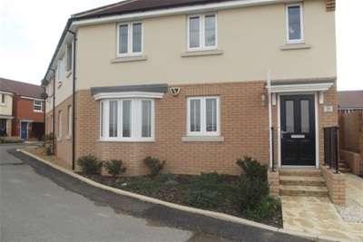 2 Bedrooms Maisonette Flat for rent in Berryfields, Aylesbury