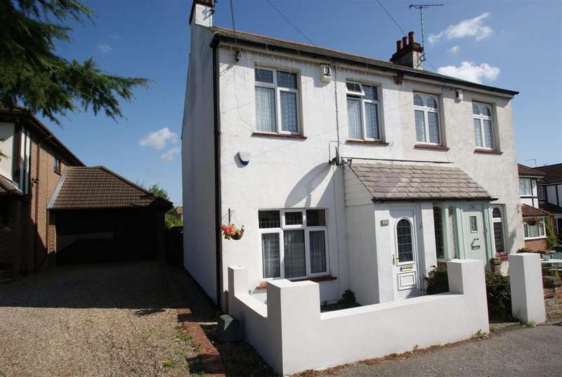 3 Bedrooms House for sale in Main Road, Hawkwell, Hockley