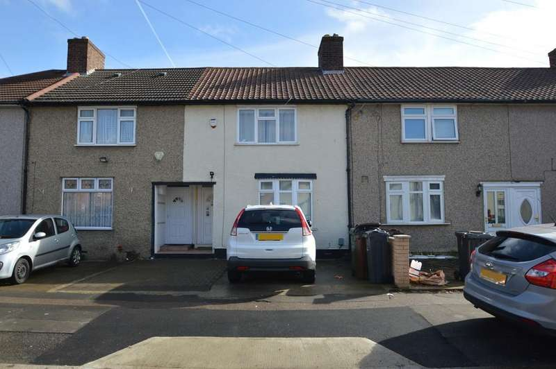 2 Bedrooms Terraced House for sale in Croppath Road, Dagenham