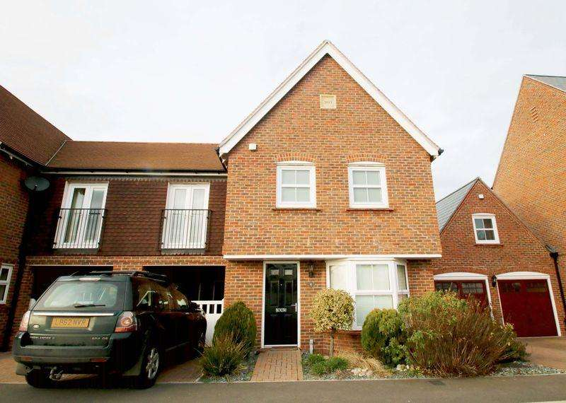 4 Bedrooms Link Detached House for rent in Thame, Oxfordshire