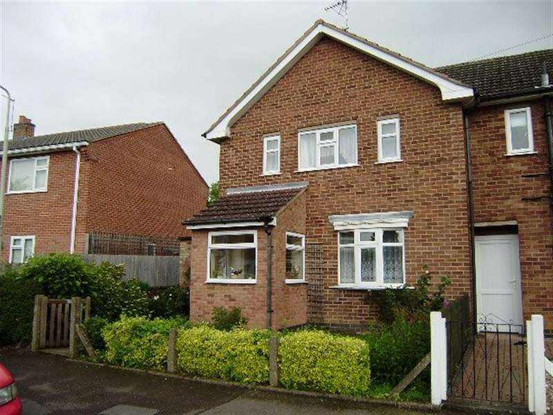 2 Bedrooms House for rent in James Way, Leicester