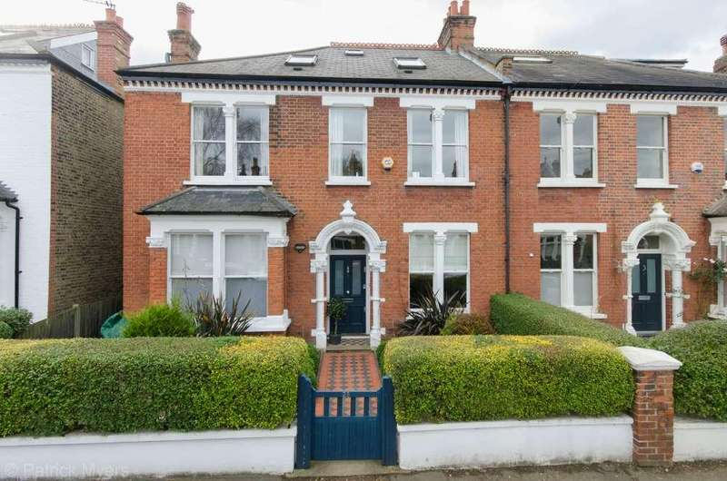 5 Bedrooms Terraced House for rent in Carson Road West Dulwich