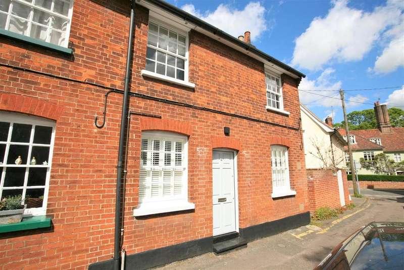 2 Bedrooms End Of Terrace House for sale in Kingston Road, Woodbridge
