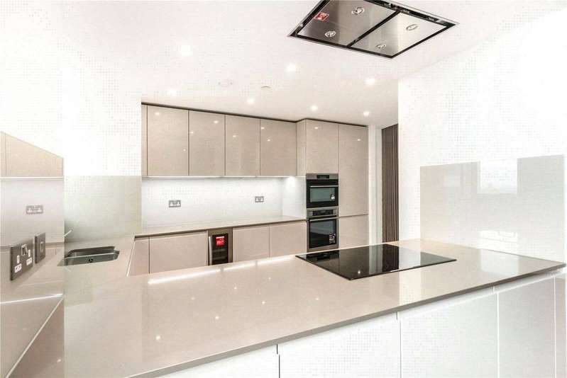 3 Bedrooms Apartment Flat for rent in Haydn Tower, 50 Wandsworth Road, SW8