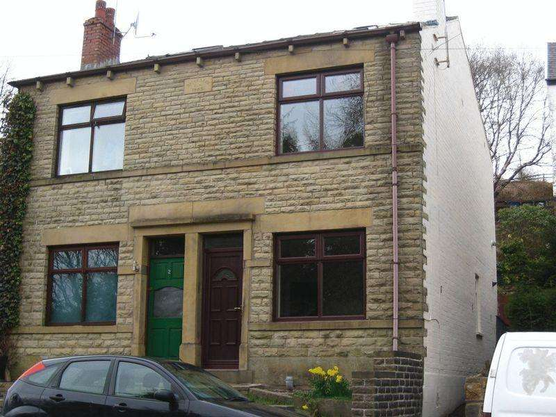 3 Bedrooms Semi Detached House for rent in Rough Bank Market Street Whitworth.
