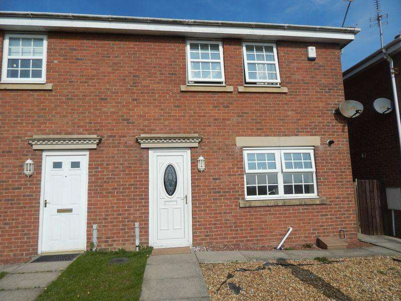 3 Bedrooms Semi Detached House for sale in Chase Meadows, Blyth