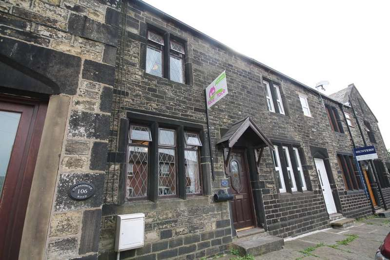 2 Bedrooms Terraced House for sale in Calderbrook Road, Littleborough