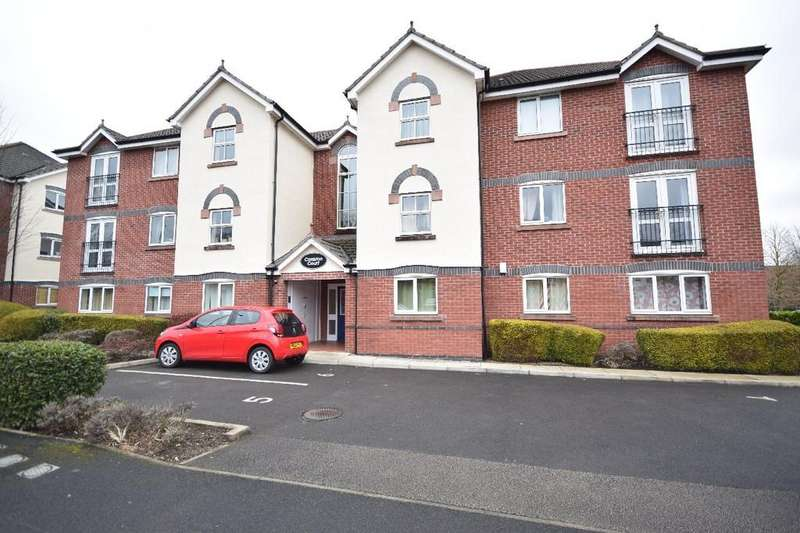 2 Bedrooms Apartment Flat for sale in Coniston Court, Downes Way, Sharston