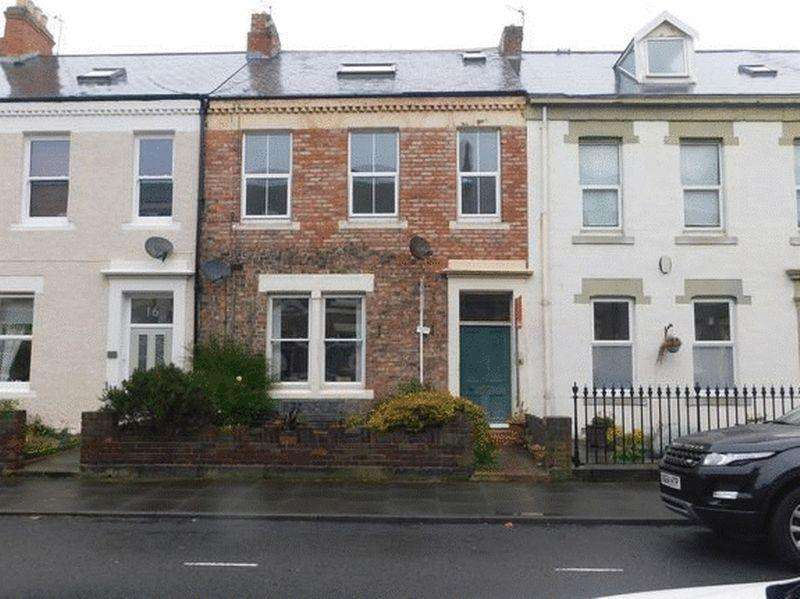 2 Bedrooms Apartment Flat for rent in Prudhoe Terrace, North Shields