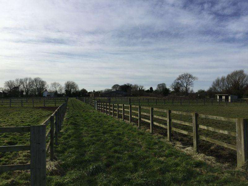 Land Commercial for sale in The Chestnuts Farm, Orby