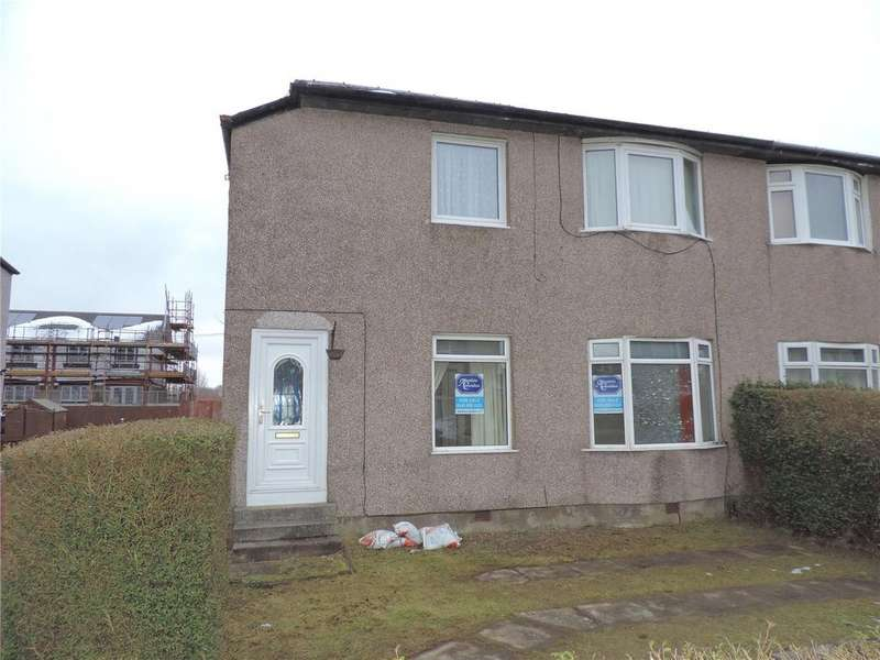 2 Bedrooms Flat for sale in 143 Croftend Avenue, Glasgow, Lanarkshire, G44