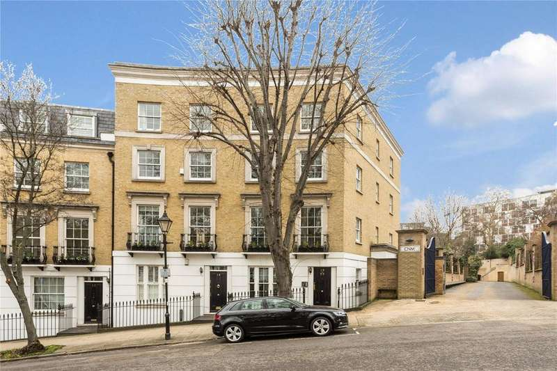 2 Bedrooms Flat for sale in Percy Circus, Clerkenwell, London