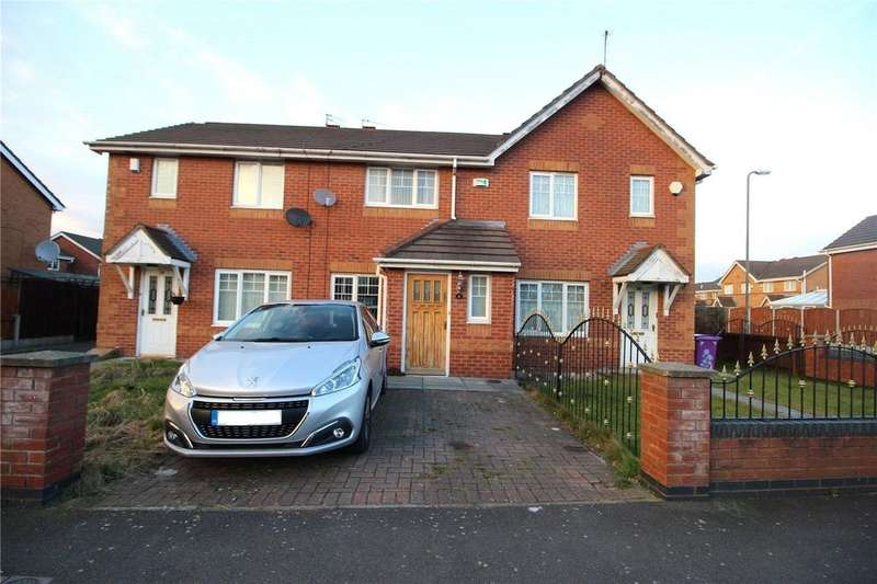2 Bedrooms Terraced House for sale in Winstone Road, Liverpool, Merseyside, L14