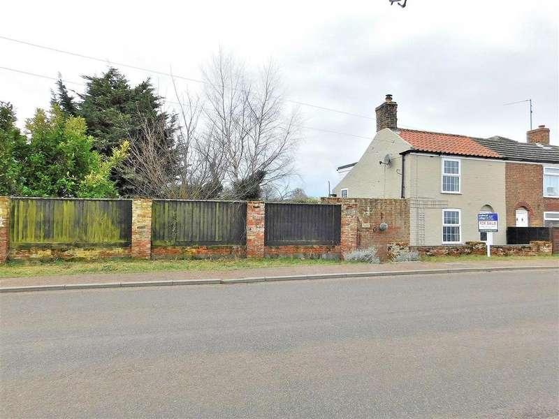 2 Bedrooms Cottage House for sale in Magdalen Road, Tilney St. Lawrence, King's Lynn