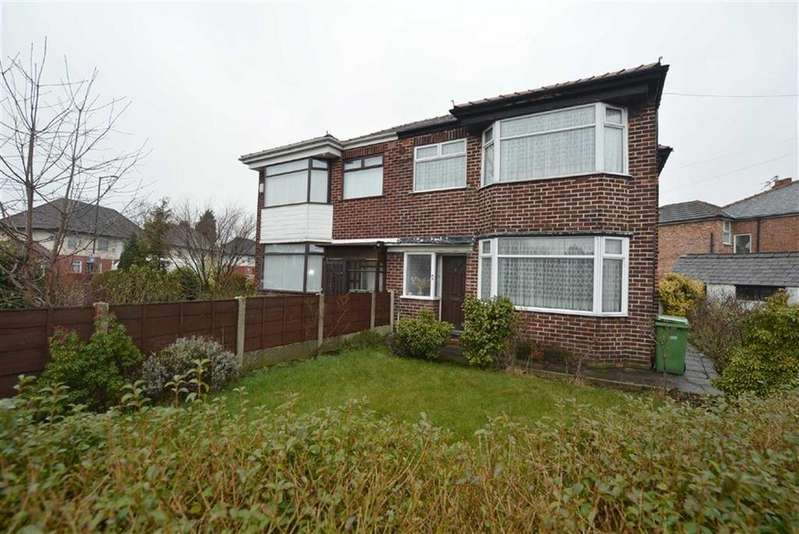3 Bedrooms Semi Detached House for sale in Lyndhurst Road, STRETFORD