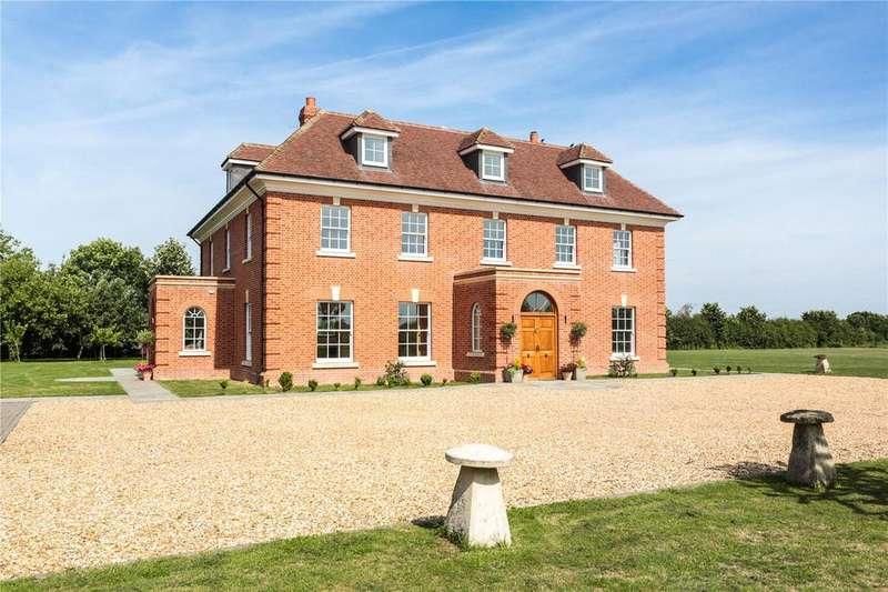 10 Bedrooms Detached House for sale in Seend Road, Worton, Devizes, Wiltshire