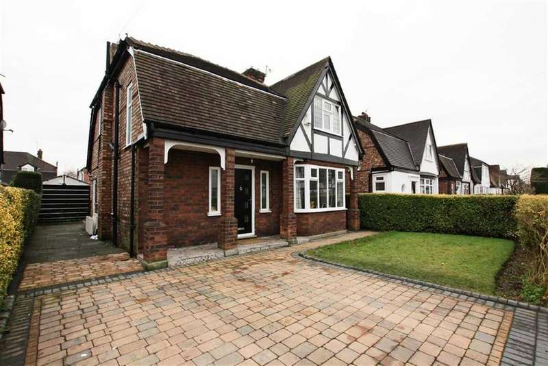 3 Bedrooms Detached House for sale in Kirkby Avenue, Sale