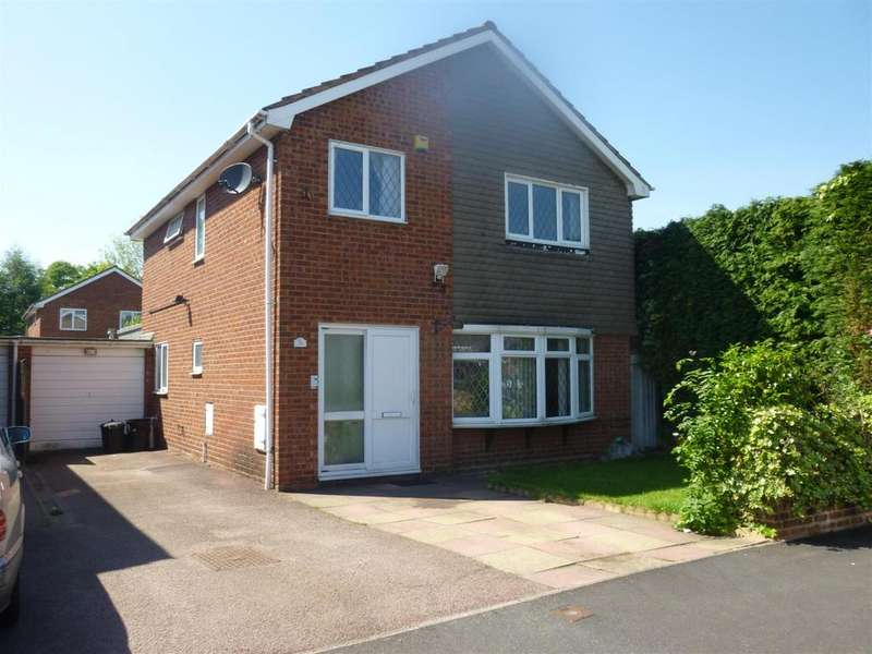 4 Bedrooms Detached House for rent in Tysoe Drive, Sutton Coldfield, West Midlands