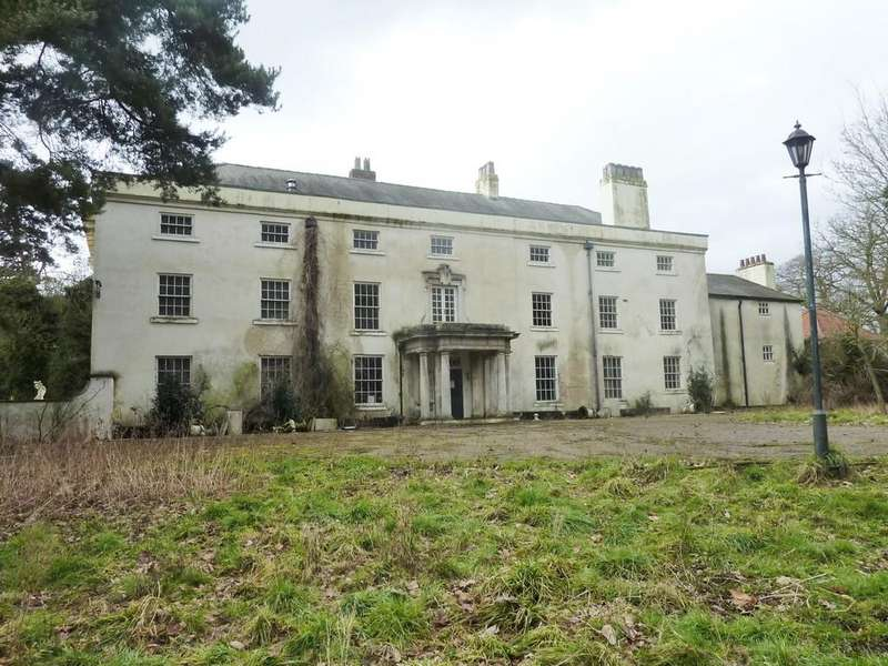 9 Bedrooms Manor House Character Property for sale in Ranby Hall, Ranby, Retford