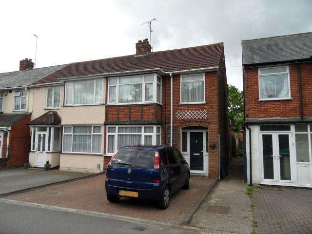 3 Bedrooms Semi Detached House for rent in Toddington Road, Luton, Beds, LU4 9AB