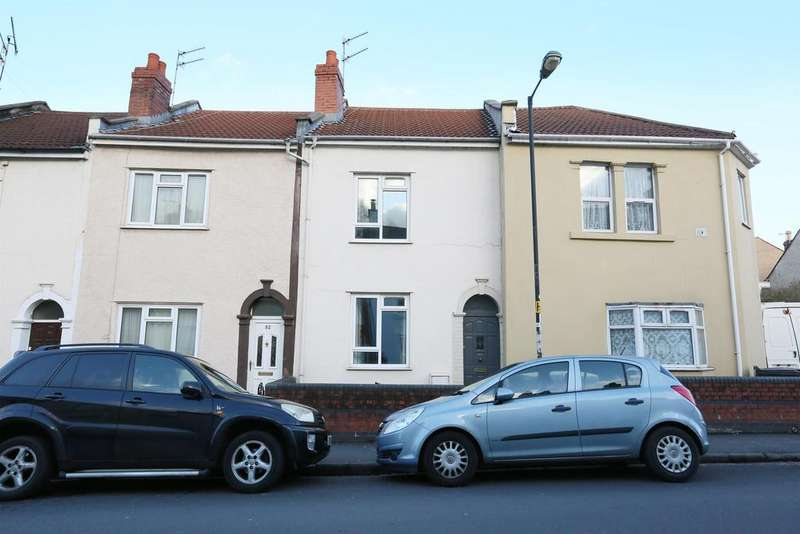 2 Bedrooms Terraced House for sale in Chelsea Road, Bristol, BS5 6AT
