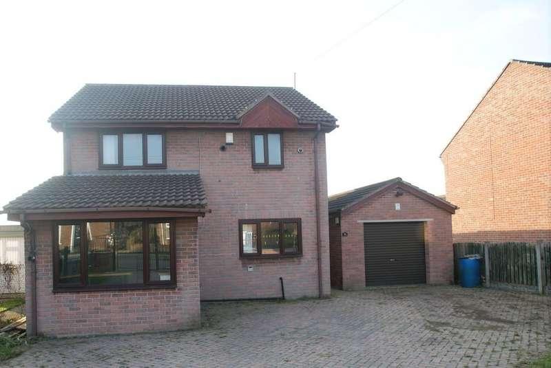 4 Bedrooms Detached House for sale in Baulk Lane, Harworth