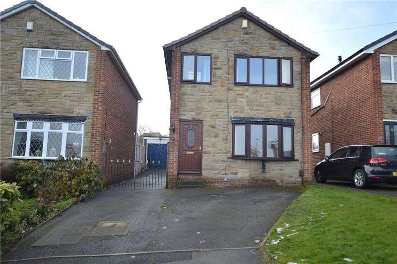 3 Bedrooms Detached House for sale in Troy Rise, Morley, Leeds