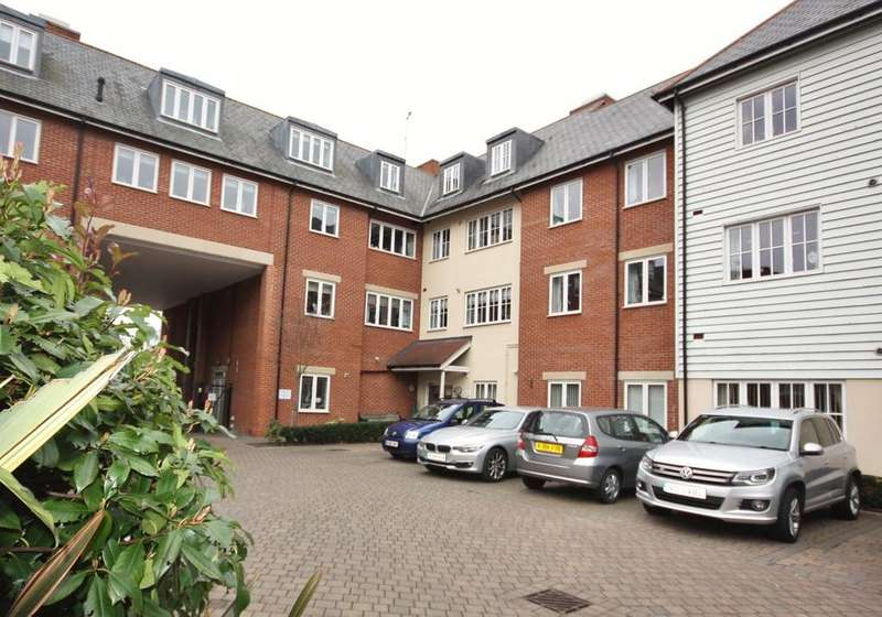 1 Bedroom Retirement Property for sale in The Meads, Ongar Road, Brentwood, CM15
