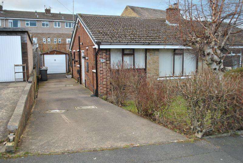 2 Bedrooms Bungalow for sale in Middlebrook Way, Fairweather Green, Bradford, BD8 0EP
