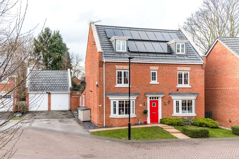 5 Bedrooms Detached House for sale in Birch Close, Sprotbrough, Doncaster, DN5