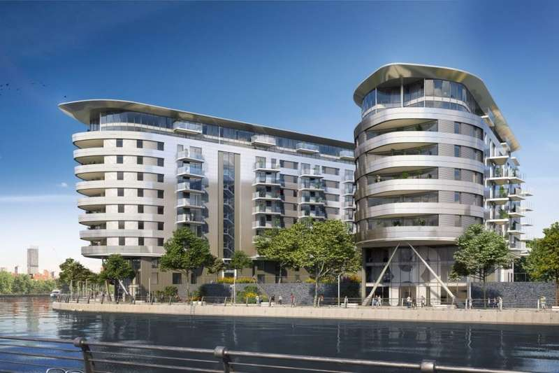 Flat for sale in Manchester Waters, Manchester, M15