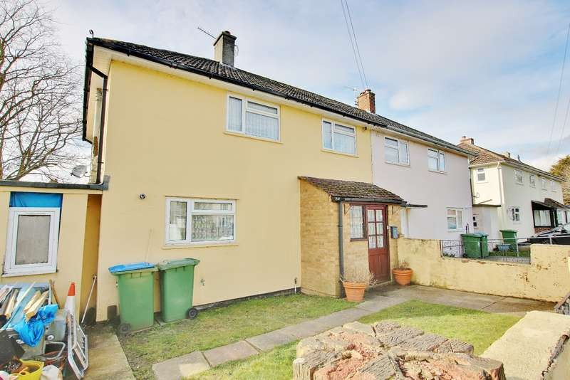 3 Bedrooms Semi Detached House for sale in Worcester Place, Sholing