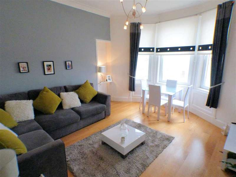 1 Bedroom Apartment Flat for sale in Newlands Road, Cathcart, Flat 3/1, GLASGOW