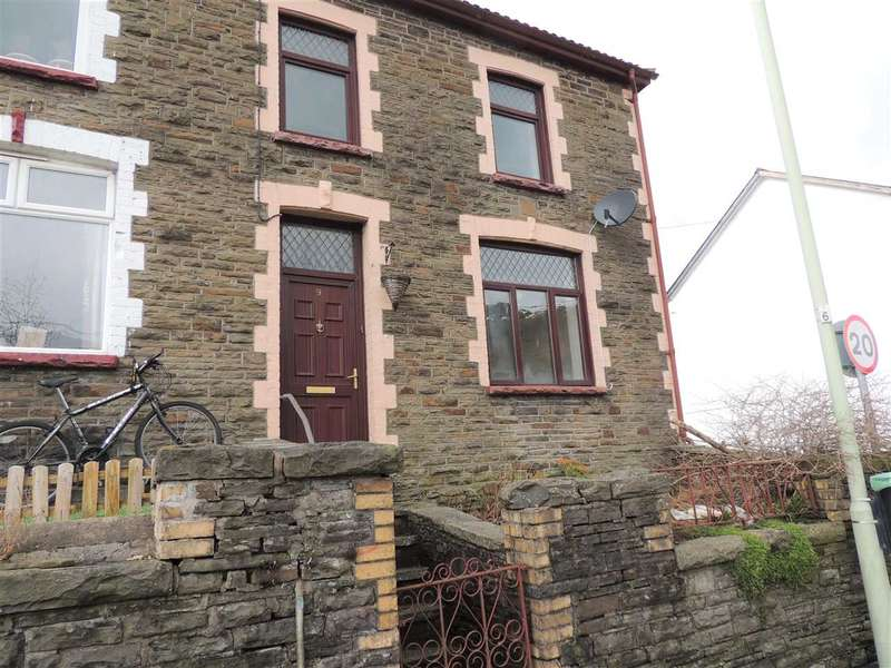 4 Bedrooms End Of Terrace House for sale in Brewery Street, Ferndale