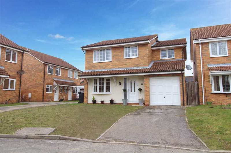 4 Bedrooms Detached House for sale in Blake Avenue, Shotley Gate