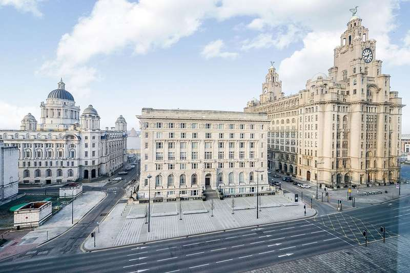 2 Bedrooms Flat for sale in The Strand, Liverpool, L2