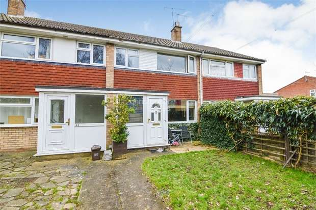 3 Bedrooms Terraced House for sale in Herongate Road, Cheshunt, WALTHAM CROSS, Hertfordshire