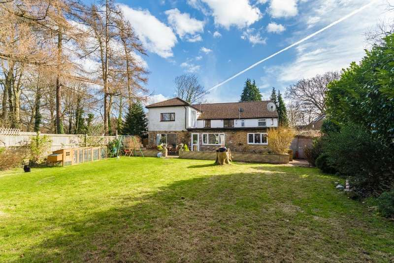 5 Bedrooms Detached House for sale in Rickmansworth Lane, Chalfont St Peter, Buckinghamshire