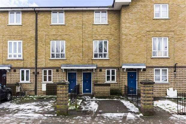 4 Bedrooms Terraced House for sale in Lisford Street, London
