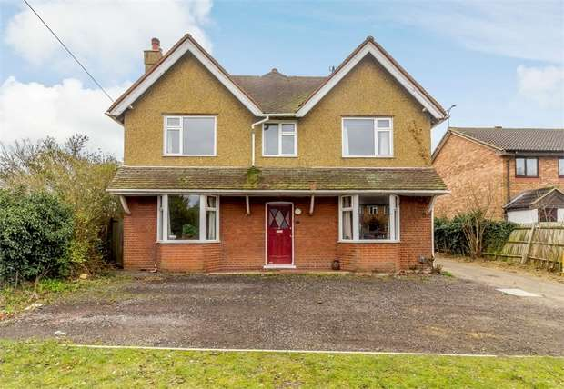 3 Bedrooms Detached House for sale in St Annes Road, London Colney, St Albans, Hertfordshire