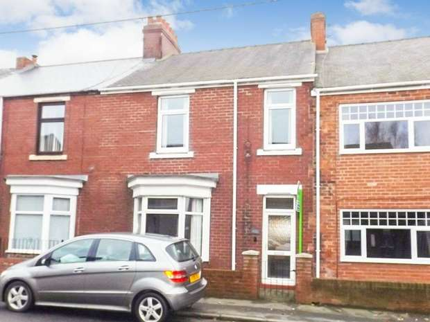 3 Bedrooms Terraced House for sale in Meadow Terrace, Houghton le Spring, Tyne and Wear