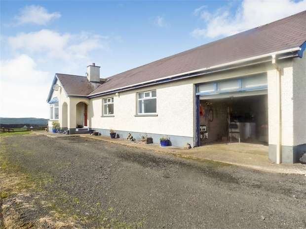 3 Bedrooms Detached Bungalow for sale in Whitepark Road, Bushmills, County Antrim