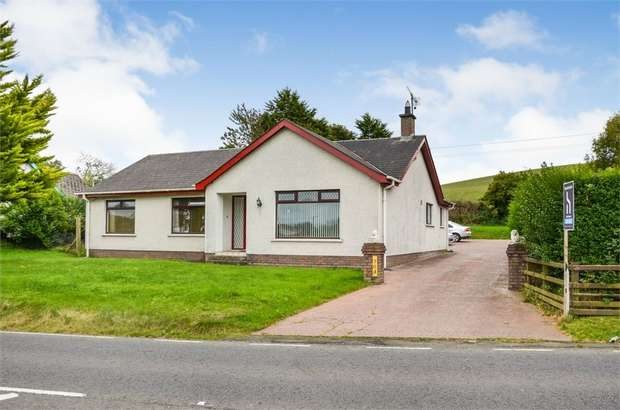 3 Bedrooms Detached Bungalow for sale in Ballydugan Road, Downpatrick, County Down