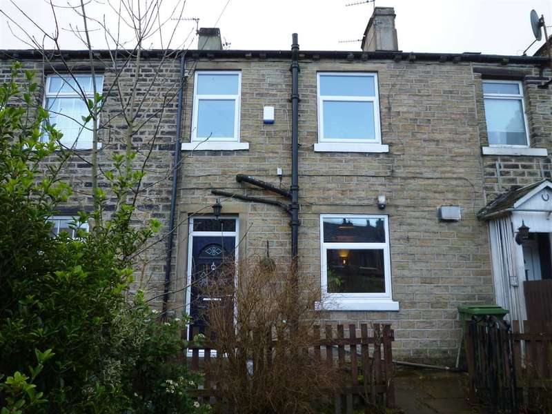 1 Bedroom Terraced House for sale in New Hey Road, Lindley, Huddersfield