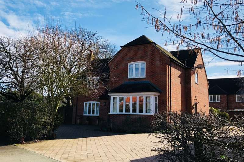 4 Bedrooms Detached House for sale in Southam Road, Radford Semele, Leamington Spa, CV31