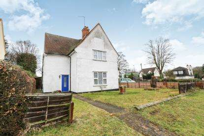 3 Bedrooms End Of Terrace House for sale in Jackmans Place, Letchworth Garden City, Hertfordshire, England