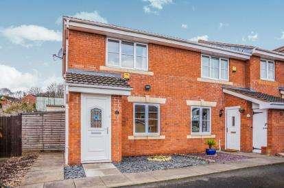2 Bedrooms End Of Terrace House for sale in Regan Drive, Oldbury, West Midlands